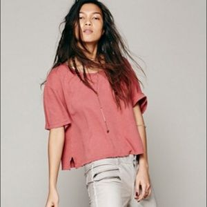 Free People x We the Free My Favourite Tee
